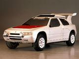 Photos of Citroën ZX Rally Raid Prototype 1990