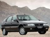 Photos of Citroën ZX Exclusive 5-door 1991–98