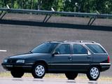 Photos of Citroën ZX Break 1991–98