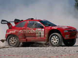 Citroën ZX Rally Raid 1993–97 wallpapers