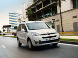 Photos of Citroen E-Berlingo Multispace 2017