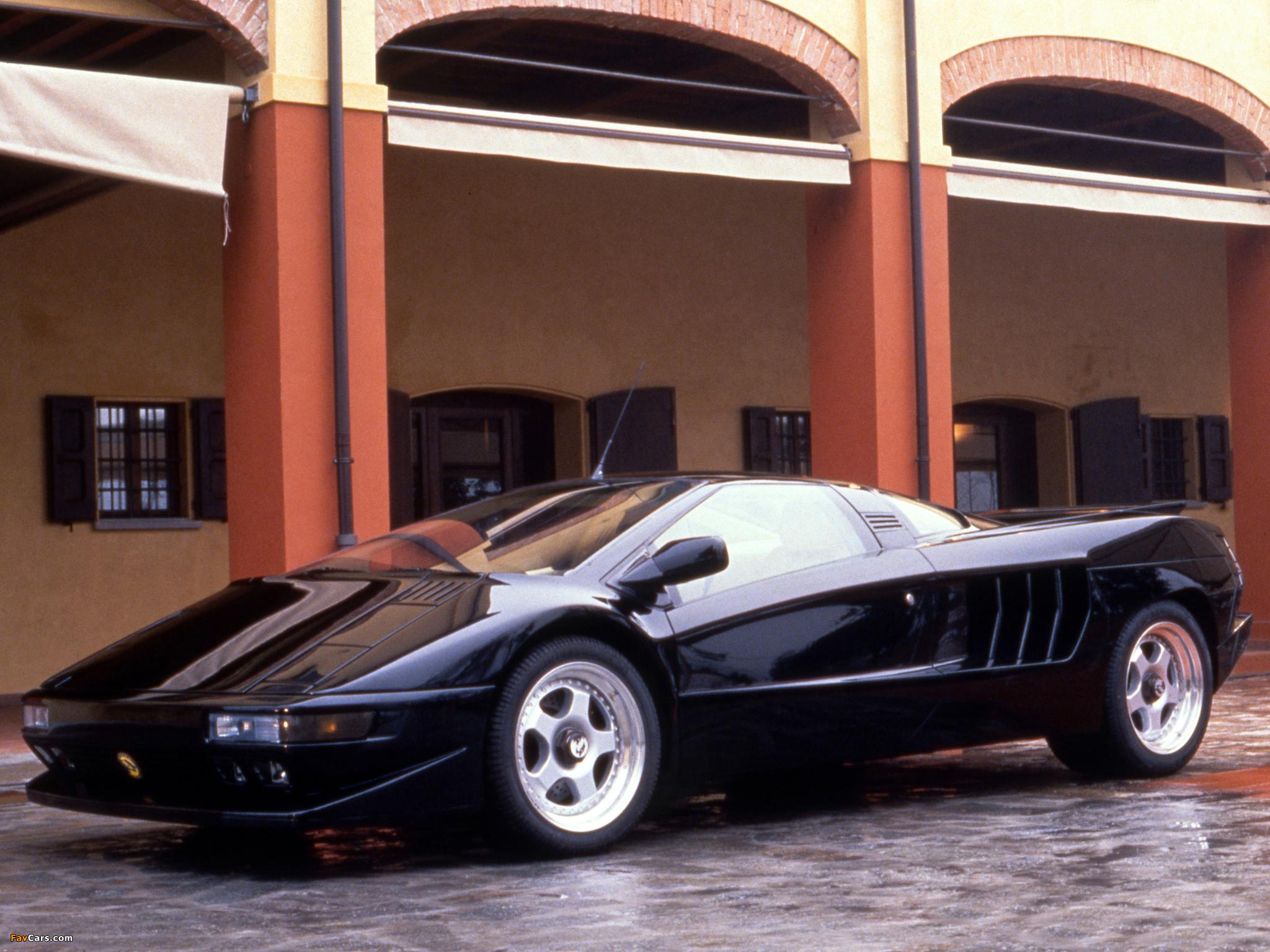 Cizeta V16T 1991–99 photos (2048 x 1536)