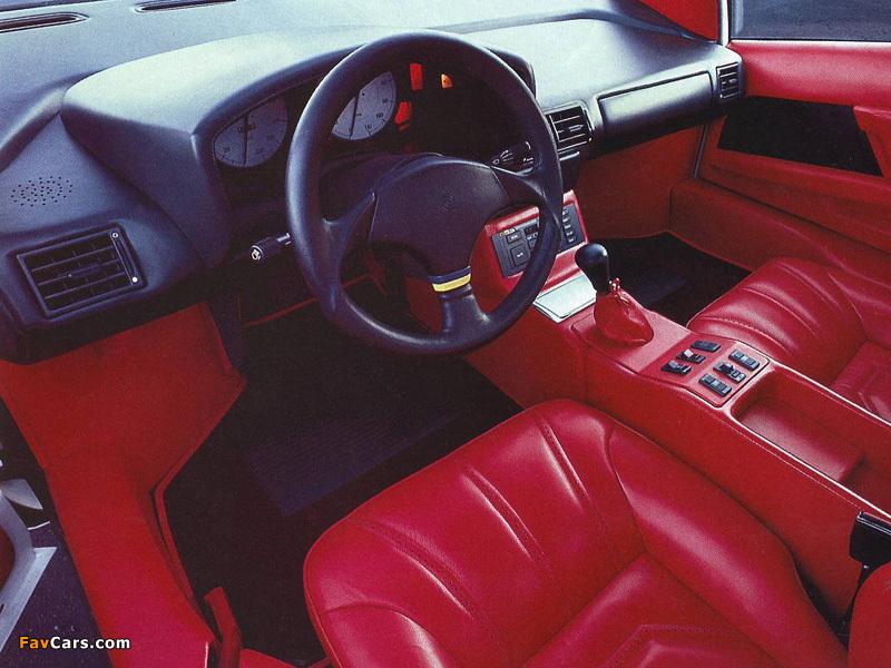 Photos of Cizeta Moroder V16T Prototype 1988 (800 x 600)