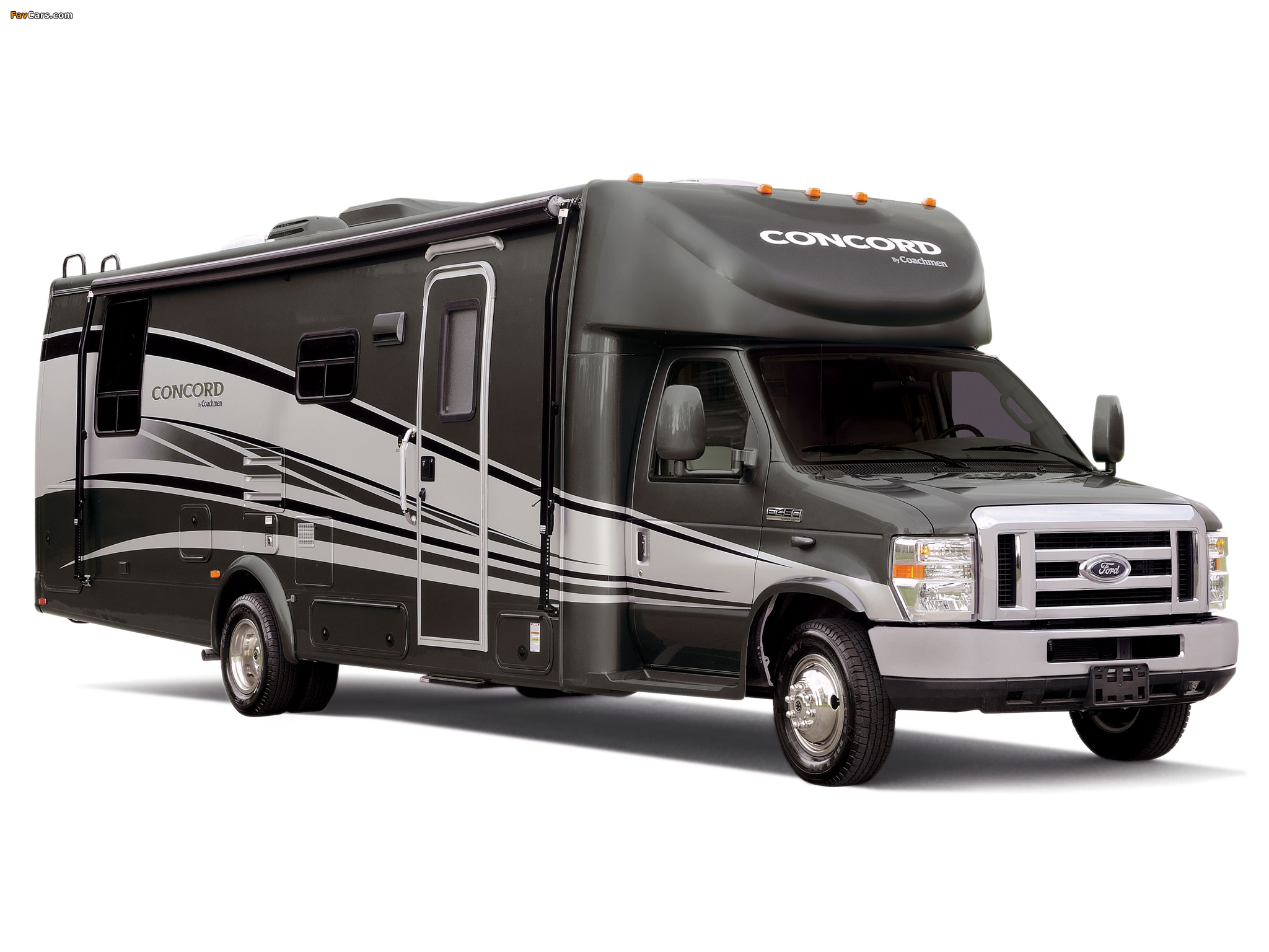 Images of Coachmen Concord 300 TS 2011 (2048 x 1536)