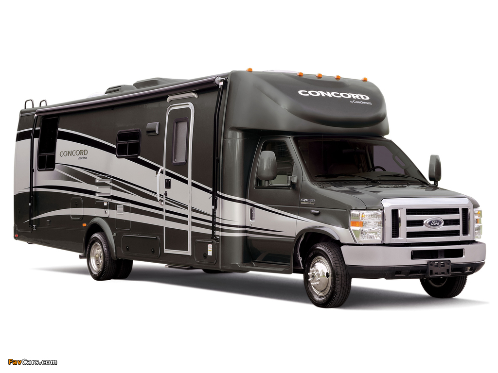 Images of Coachmen Concord 300 TS 2011 (1024 x 768)