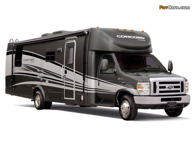 Images of Coachmen Concord 300 TS 2011 (640 x 480)
