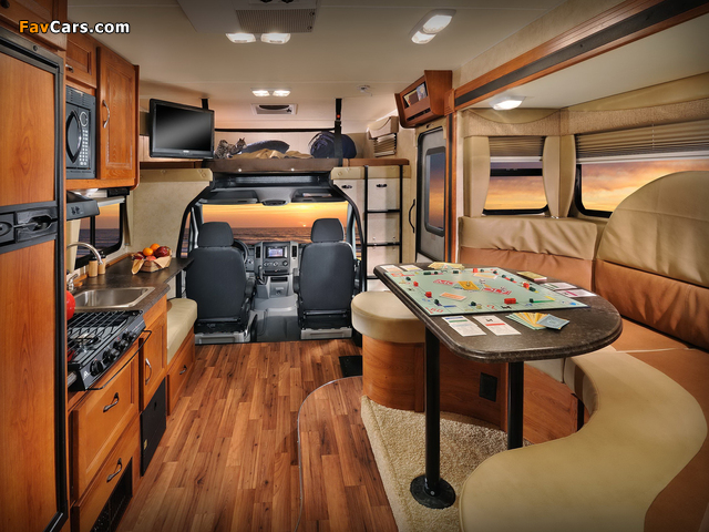 Photos of Coachmen Prism 2100CB LE (W906) 2011 (640 x 480)