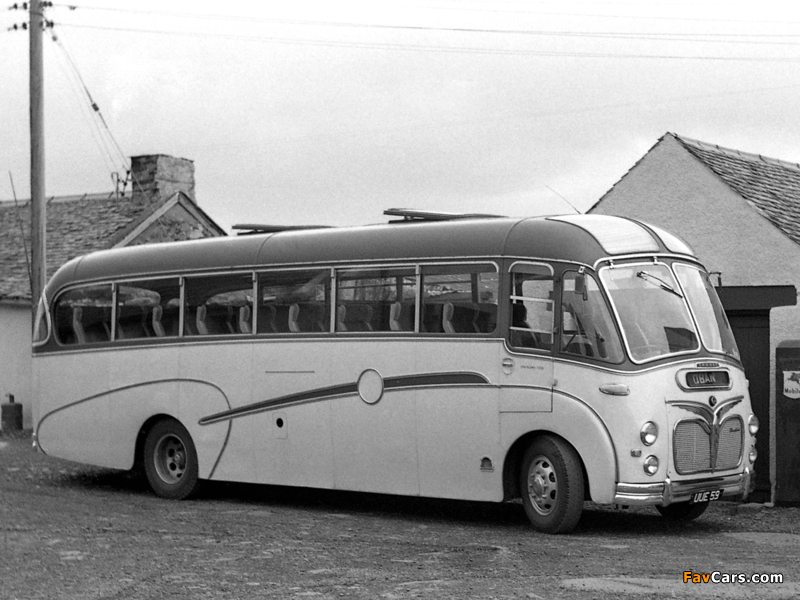 Photos of Commer Avenger IV Duple (C41F) 1957– (800 x 600)