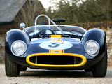 Cooper-Climax Type 61 Monaco 1961 photos