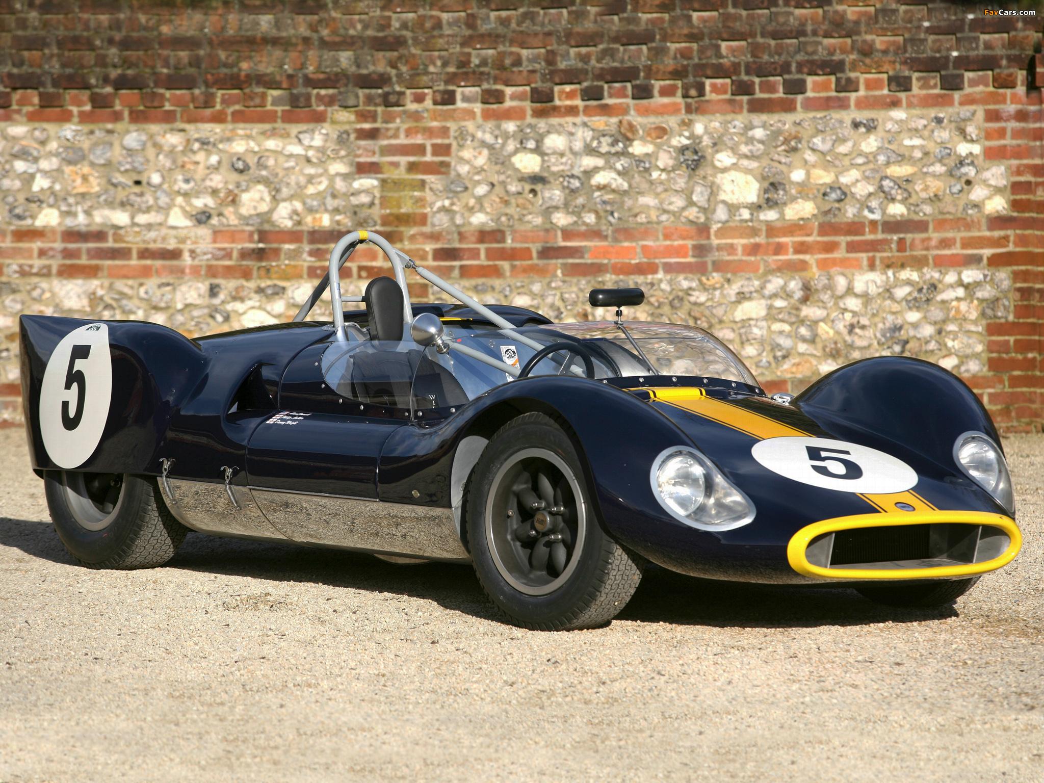 Cooper-Climax Type 61 Monaco 1961 pictures (2048 x 1536)