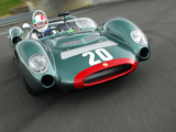 Cooper-Maserati Type 61 Monaco 1964 wallpapers