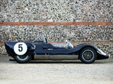 Cooper-Climax Type 61 Monaco 1961 wallpapers