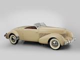 Photos of Cord 810 Convertible Coupe 1936