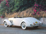 Pictures of Cord 810 Phaeton 1936