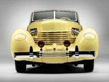 Cord 812 SC Convertible Coupe 1937 wallpapers