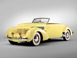 Photos of Cord 812 SC Convertible Coupe 1937
