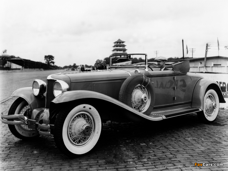 Cord L-29 Convertible Indy 500 Pace Car 1930 photos (800 x 600)