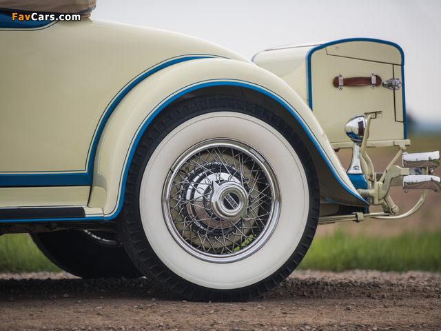 Cord L-29 Convertible 1930 pictures (640 x 480)