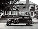 Cord L-29 Sedan 1930–32 wallpapers