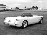 Corvette Motorama Concept Car 1953 photos