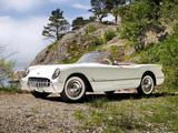 Corvette C1 1953 pictures