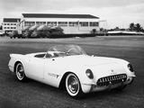 Corvette Motorama Concept Car 1953 pictures