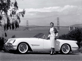 Corvette Motorama Concept Car 1953 wallpapers