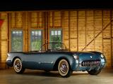 Corvette C1 1954 images