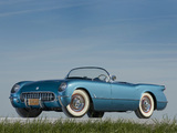 Corvette C1 1954 pictures