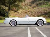 Corvette C1 1955 images