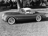 Corvette C1 1955 photos