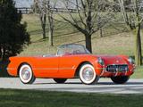 Corvette C1 1955 pictures