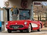 Corvette C1 (2934) 1956–57 photos