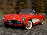 Corvette C1 (2934) 1956–57 pictures