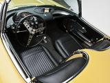 Corvette C1 (J800-867) 1958 images