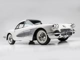 Corvette C1 (J800-867) 1958 photos