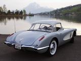 Corvette C1 (867) 1959–60 images