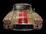 Corvette C1 JRG Special Competition Coupe 1960 pictures