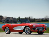Corvette C1 1961 images