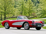 Corvette C1 Fuel Injection 1961 images