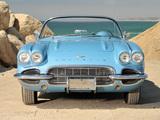 Corvette C1 1961 photos