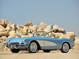 Corvette C1 1961 pictures