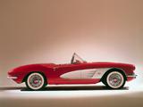 Corvette C1 1961 wallpapers