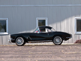 Corvette C1 Fuel Injection 1962 pictures