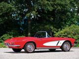 Corvette C1 (0800-67) 1962 pictures
