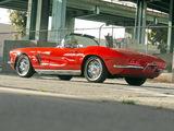Corvette C1 (0800-67) 1962 wallpapers