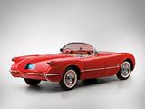 Images of Corvette C1 1955