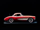 Images of Corvette C1 (2934) 1956–57