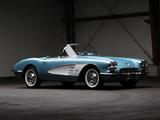 Images of Corvette C1 (J800-867) 1958