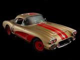 Images of Corvette C1 JRG Special Competition Coupe 1960